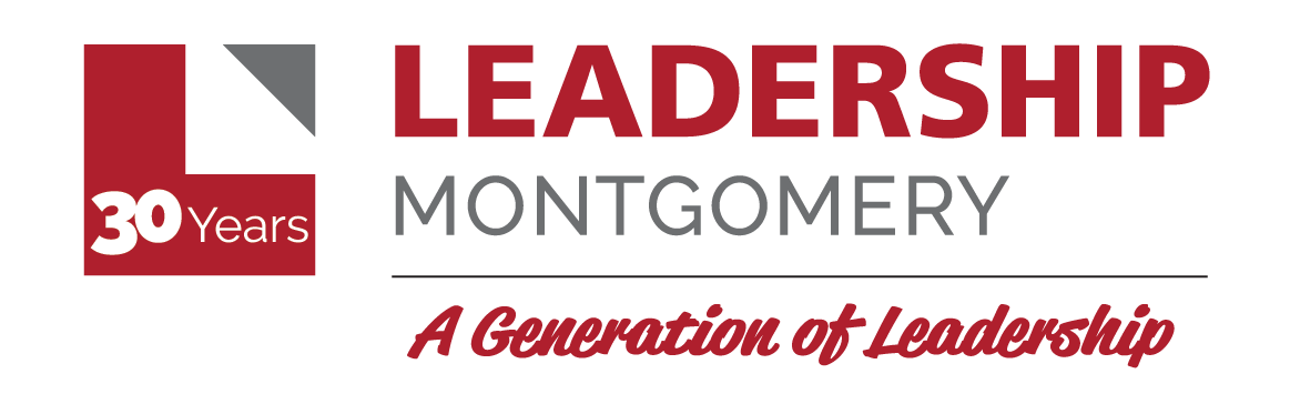 LM 30th Logo- Transparent Background - Leadership Montgomery